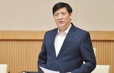 Vi phạm nghiêm trọng của BN1342: Bộ trưởng Bộ Y tế chỉ rõ trách nhiệm của các bên