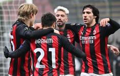 Europa League: AC Milan ngược dòng ngoạn mục ngày thiếu vắng Ibrahimovic