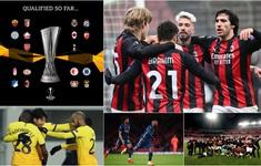Kết quả Europa League sáng 4/12: AC Milan và Tottenham vượt qua vòng bảng