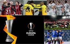 Europa League: Đã xác định 18 đội lọt vào vòng loại trực tiếp 1/16