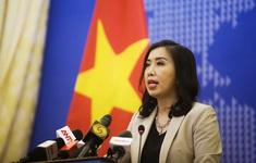 Bộ Ngoại giao thông tin về khả năng điện đàm giữa lãnh đạo Việt Nam và Tổng thống đắc cử Hoa Kỳ