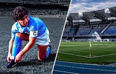 Napoli đổi tên sân để tri ân Maradona