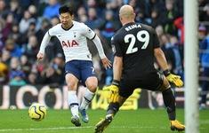 Son Heung-min tỏa sáng rực rỡ, Tottenham giành 3 điểm hú vía