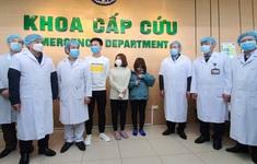 Dự kiến ngày 18/2, 6 bệnh nhân nhiễm COVID-19 được xuất viện
