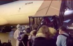 Hơn 300 công dân Mỹ được sơ tán khỏi tàu Diamond Princess
