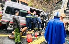 Va chạm giữa 3 ô tô khiến 1 người tử vong