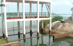 Hặn mặn đe doạ sản xuất vụ Đông Xuân ở Quảng Nam