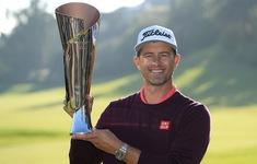 Giải golf Genesis Invitational 2020: Adam Scott giành ngôi vô địch