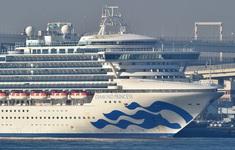 40 công dân Mỹ trên du thuyền Diamond Princess nhiễm COVID-19 (nCoV)