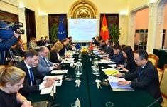 Việt Nam đồng chủ trì cuộc họp lần thứ nhất Tiểu ban chính trị Việt Nam - EU