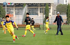 ĐT nữ Việt Nam sẽ đấu tập với các cựu cầu thủ nam
