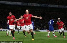 Cựu thủ quân Man Utd tin Maguire đáng nhận thẻ đỏ trong trận gặp Chelsea