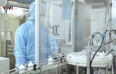 Ghé thăm đơn vị sản xuất vaccine và thuốc thú y ở Hoài Đức, Hà Nội