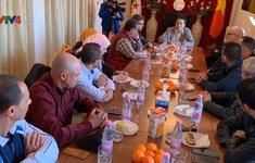 ĐSQ Việt Nam tại Algeria gặp mặt đại diện các liên đoàn và môn phái võ cổ truyền