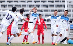 Xác định đội tuyển thay thế Iraq đá giao hữu với ĐT Việt Nam
