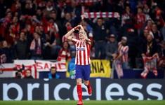 TRỰC TIẾP BÓNG ĐÁ Champions League, Atletico Madrid 1-0 Liverpool: Hết H.1