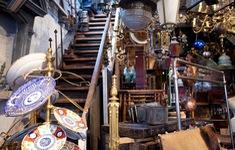 Chợ trời Saint-Ouen: Điểm đến cuối tuần cho tín đồ yêu thích đồ cổ