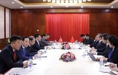 Việt Nam tăng cường hợp tác với Trung Quốc
