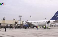 Sân bay Aleppo tiếp nhận chiếc máy bay chở khách đầu tiên sau 8 năm