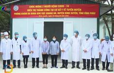 Thêm hai bệnh nhân điều trị ở Vĩnh Phúc ra viện
