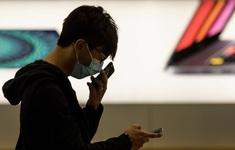 "Apple ""rón rén"" mở cửa trở lại Apple Store tại Trung Quốc"
