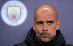 HLV Pep Guardiola lên tiếng khẳng định tương lai