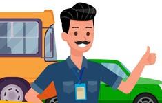 [INFOGRAPHIC] Khuyến cáo phòng chống COVID-19 cho người điều khiển phương tiện giao thông công cộng