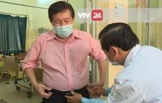"""Việt kiều Mỹ nhiễm COVID-19 ở TP.HCM: """"Cảm ơn bác sỹ đã cứu tôi từ cõi chết"""""""