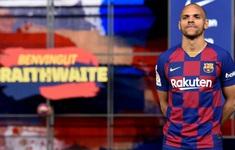 Lính mới của Barcelona mong đá cặp ăn ý với Messi
