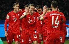 Lịch thi đấu vòng 23 Bundesliga: Bayern Munich - Paderborn 07, Werder Bremen - Borussia Dortmund...