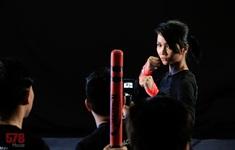 """Hé lộ những hình ảnh đầu tiên của H'Hen Niê trong bộ phim hành động """"578: Phát đạn của kẻ điên"""""""