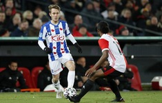 Dự bị ở SC Heerenveen đòi ra sân thường xuyên hơn