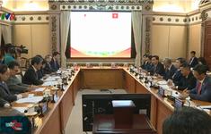 Ký kết biên bản ghi nhớ dự án tăng cường năng lực quản lý đường sắt TP.HCM - Nhật Bản