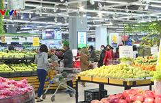 Nhiều siêu thị tăng nguồn cung hàng để ổn định giá cả mùa dịch