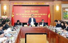 Hội nghị góp ý dự thảo Văn kiện Đại hội Đảng bộ Sơn La