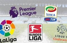 CẬP NHẬT Kết quả, Lịch thi đấu, BXH các giải bóng đá VĐQG châu Âu (ngày 23/02): Ngoại hạng Anh, La Liga, Serie A, Bundesliga, Ligue I