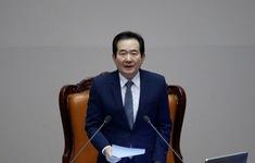 Thủ tướng Hàn Quốc nhận trách nhiệm vì để bùng phát dịch COVID-19