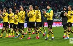 Kết quả, BXH vòng 23 VĐQG Đức Bundesliga: Werder Bremen 0-2 Dortmund, Schalke 0-5 RB Leipzig