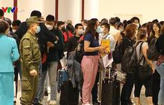 Hãng hàng không mất 40% khách quốc tế trong tháng 2