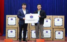 Tặng 165.000 khẩu trang y tế cho 7 tỉnh biên giới phía Bắc
