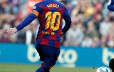 Messi là số 10 hay nhất lịch sử