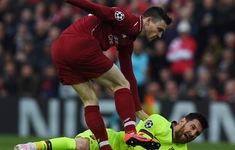 """""""Tôi không muốn nhớ lại khoảnh khắc với Messi nữa"""""""