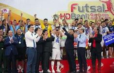 Giải futsal VĐQG 2020 có 11 đội đăng ký tham dự