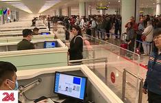 Đề xuất cách ly người nhập cảnh từ vùng dịch Hàn Quốc