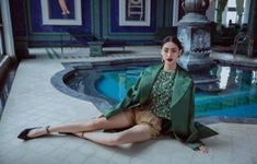 """Hoa hậu Lương Thùy Linh và những shoot hình cực """"chảnh"""""""