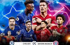 Chelsea – Bayern Munich: 03h00 ngày 26/2 (Lượt đi vòng 1/8 UEFA Champions League)