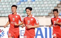 TRỰC TIẾP BÓNG ĐÁ Hougang United - CLB TP Hồ Chí Minh: Công Phượng đá chính