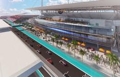 Miami GP chưa thể tổ chức trong năm 2021