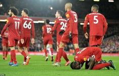 """Liverpool bị cho là thắng nhờ """"ăn may"""""""