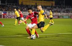 Ceres Negros 2-2 Than Quảng Ninh: Rượt đuổi kịch tính